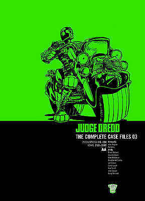 Judge Dredd: v. 3: Complete Case Files by Pat Mills, John Wagner (Paperback, 20…