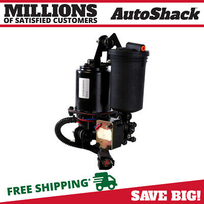 New Air Suspension Compressor w/Dryer fits Ford Crown Victoria Lincoln Town Car