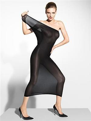 Wolford Fatal Sheer Dress • S • black • slightly imperfect ... Rock / Kleid
