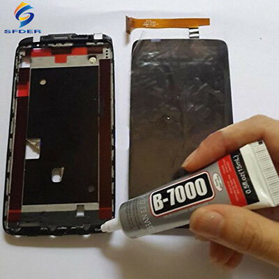 Multi-Purpose Glue Adhesive B-7000 For PVC Sheet DIY Phone Frame Fix Screen Glas