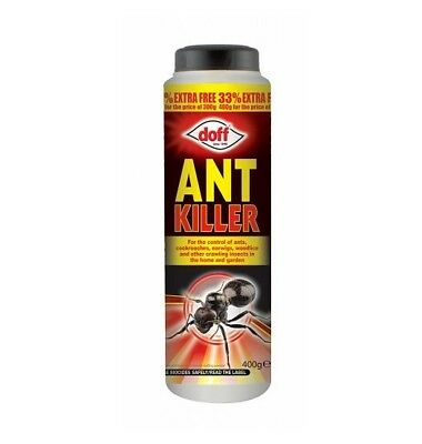 Doff Ant Killer Powder 300g For the control of ants, cockroaches, earwigs + more