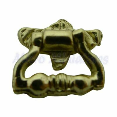 Dolls House Fancy Door Knocker 1/12th Scale (02209)