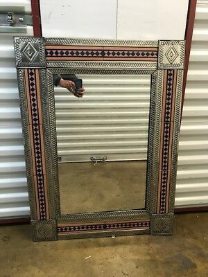 Mexican Mirror - Wall Hung or on the floor, good condition