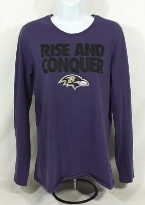 9061bc422 NIKE BALTIMORE RAVENS - Long Sleeve Compression Shirt (3XLT) Used ...