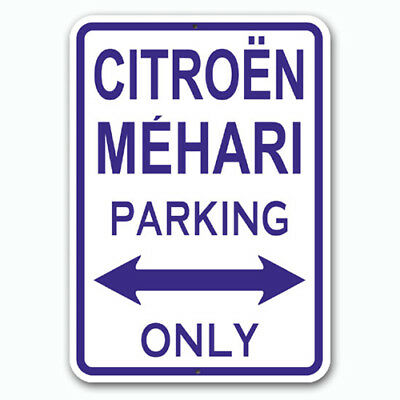 Citroën Méhari - Parking Only
