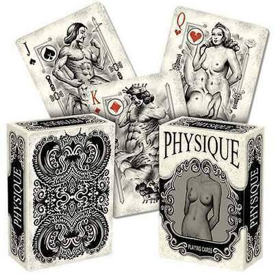 Mazzo di carte Physique Playing Cards