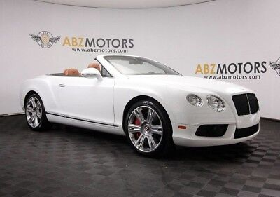 2014 Continental GT Mulliner Pkg,Navigation,Ac/Heated Seats,Camera