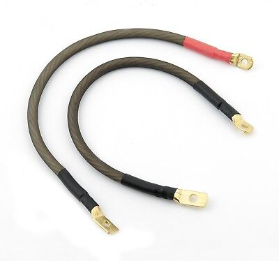 ACCEL 151403 Gold Battery Cable Set