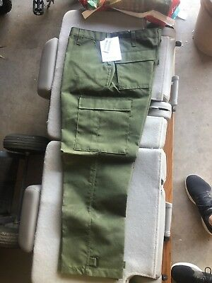 Propper Wildland Fire Fighter Tear / Flame Resistant Pants - Green  BRAND NEW