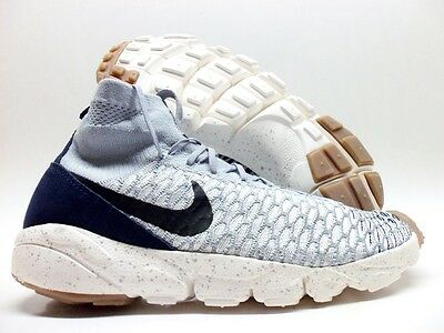 5ce094ed72bcb6 ... 9 10 11 I 816560  check out 71330 3357e Nike Air Footscape Magista  Flyknit Wolf Grey b ack Size Men s ...