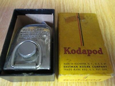 Vintage Kodak Kodapod In Original Box