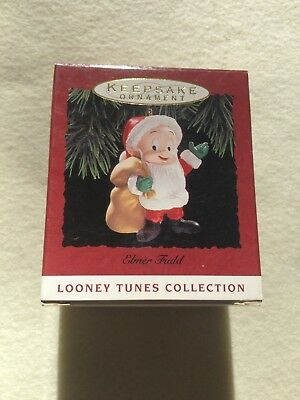 "1993 Hallmark Ornament ""elmer Fudd"" Looney Tune"
