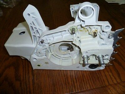 Genuine Stihl New Ms250 Ms230 Ms210 Fuel Oil Engine Housing Crankcase