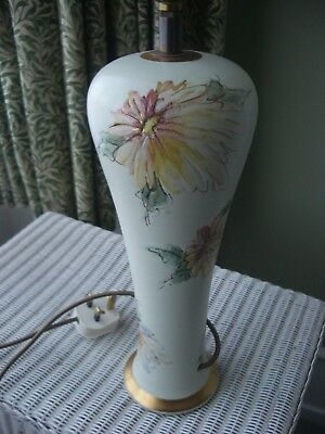 A Large Table Lamp from the Port Isaac Pottery