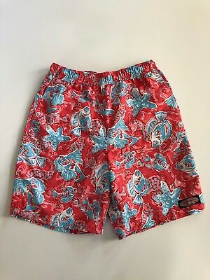 Vineyard Vines Swim Trunks Boys Size 16-18