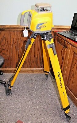 Spectra Precision LL300 N Laser. Self-leveling Level &  CST/berger TP10F Tripod