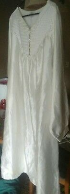 Character Women's Night Gown White 2 X