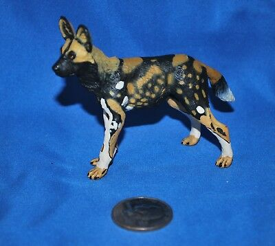 Safari Ltd African Wild Dog in  Very Good Used Condition