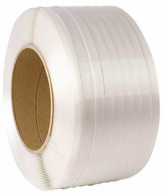 Pallet Strapping Equipment Coil Straping Tape Roll 1200m x 1.2cm x 0.8mm