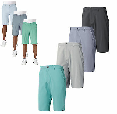 2018 Adidas Ultimate 365 Gingham Mens Golf Shorts Multiple Colors/Sizes