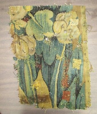 An Early Tapestry Fragment with Plants