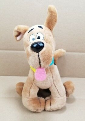 "Vintage 90s Hanna-Barbera A Pup Named Scooby-Doo 10"" Plush Stuffed Animal Doll"
