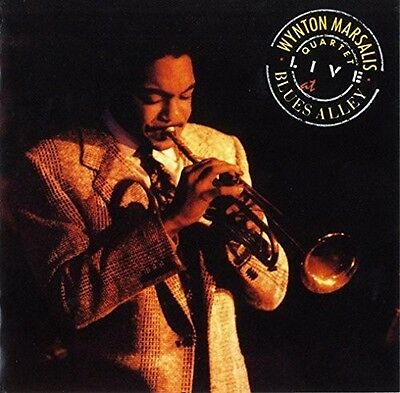 Live At Blues Alley - Wynton Marsalis (2015, CD NUOVO)