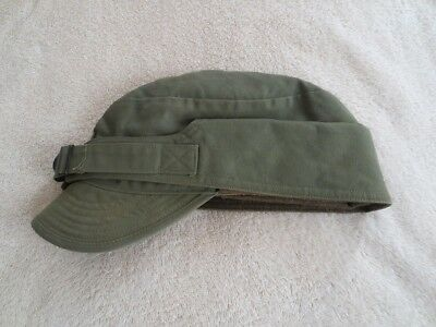 WWII US Army Winter Field Hat