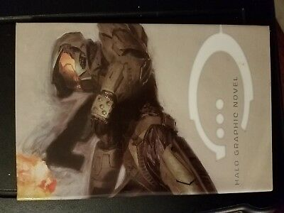 Collection of 4 Hardcover Halo Graphic Novels [Marvel]
