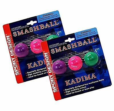 Sport Design Replacement Beach Balls for Beachball Smashball Kadima Watercolors