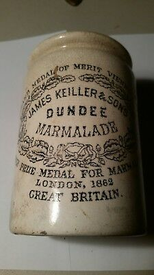 Old James Keiller & Sons Dundee Marmalade