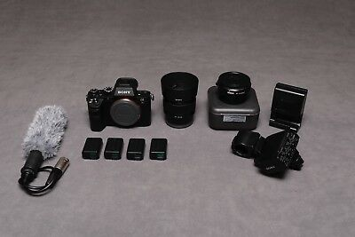 Sony Alpha A7R IISony Alpha a7R II Mirrorless Digital Camera