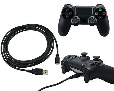 Micro USB Charger Wire Cable for Samsung HTC Sony Playstation 4 PS4 Controller