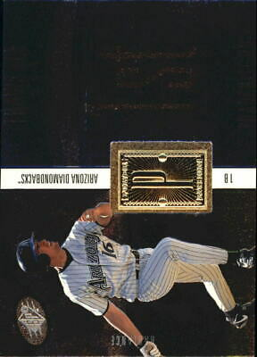 1998 SPx Finite Radiance Diamondbacks Baseball Card #229 Travis Lee PP /3500