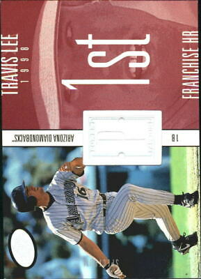1998 SPx Finite Spectrum Diamondbacks Baseball Card #229 Travis Lee PP /1750
