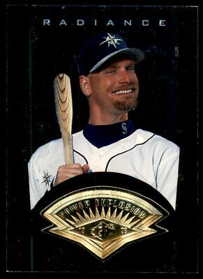 1998 (MARINERS) SPx Finite Radiance #37 Jay Buhner PE /1000