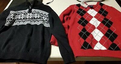Boys Sweater Lot Size 6/7 NWT  Free Shipping!!