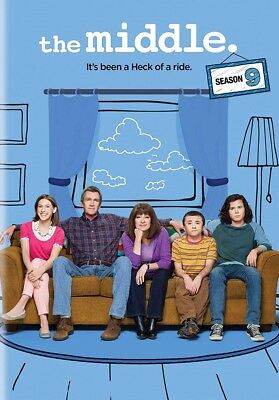 The Middle TV Series Season 9 DVD Brand New