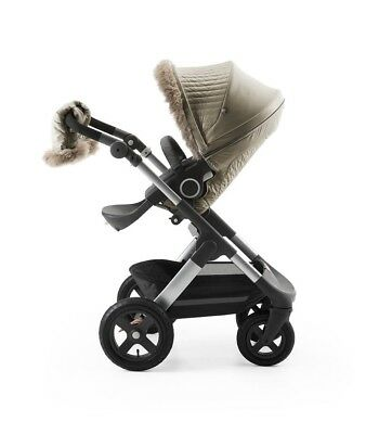 Stokke stroller winter kit Bronze Brown