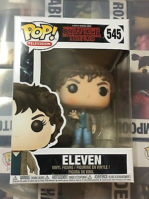 Funko Pop Television Eleven Stranger Things #545