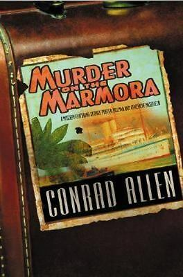 Allen, Conrad MURDER ON THE MARMORA US HCDJ 1st/1st NF