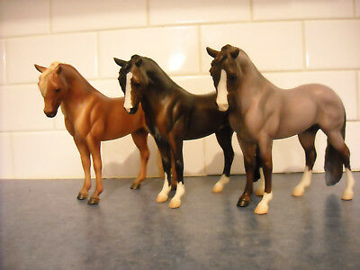Lot Breyer Bouncer Welsh Pony Horse Model Sr Apple Jack Cefnoakpark Pink Magnum