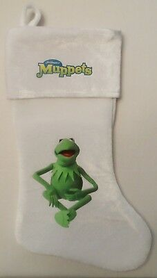 Kermit The Frog Christmas Stocking Jim Henson The Muppets