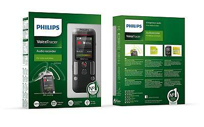 Philips Voice Tracer DVT2510 With 2 Mic Stereo Recording