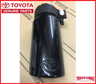 2010-2019 Toyota 4Runner Black Chrome Exhaust Tip Genuine Oem Pt932-89180-02