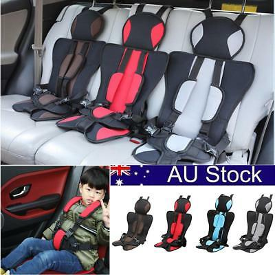 Portable Infant Children Kids Baby Car Seat Safety Booster Chair Cushion Carrier