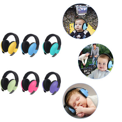 Baby Earmuffs Soft Cup Kid Infant Baby Ear Muffs Baby Hearing Protection UK