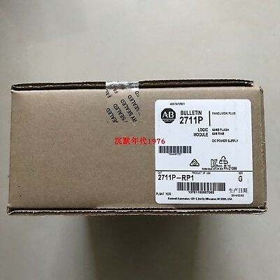 Allen Bradley 2711P-Rp1 2711Prp1 New In Box 1Pcs
