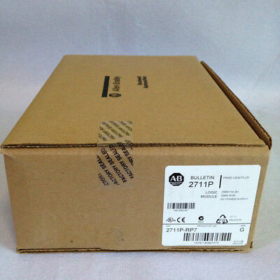 Allen Bradley 2711P-Rp7 2711Prp7 New In Box