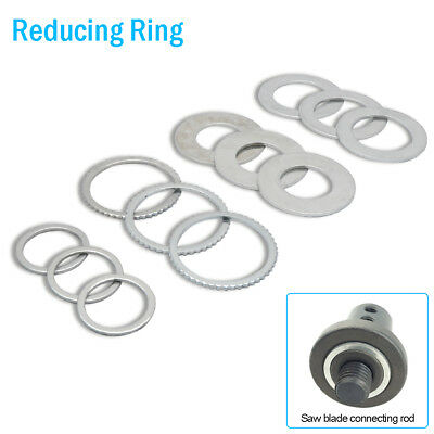 Saw Blade Adjustable Gasket Saw Inner Hole Adapter Ring Saw Reducing Washer New
